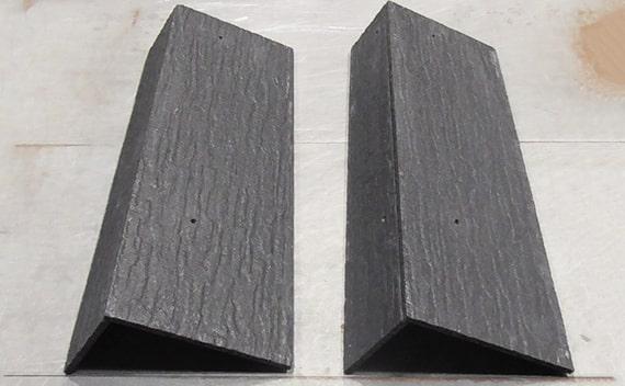 セメント板のカット・バリトリ・端面の塗装・SUS材との接着・検査・梱包